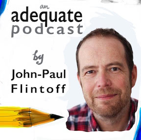 Adequate Podcast, with guest Steve Chapman