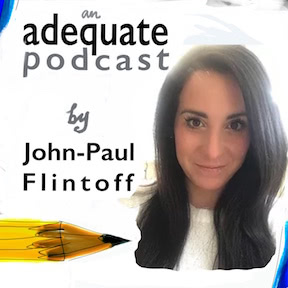 Adequate Podcast, with guest Rebecca Twomey